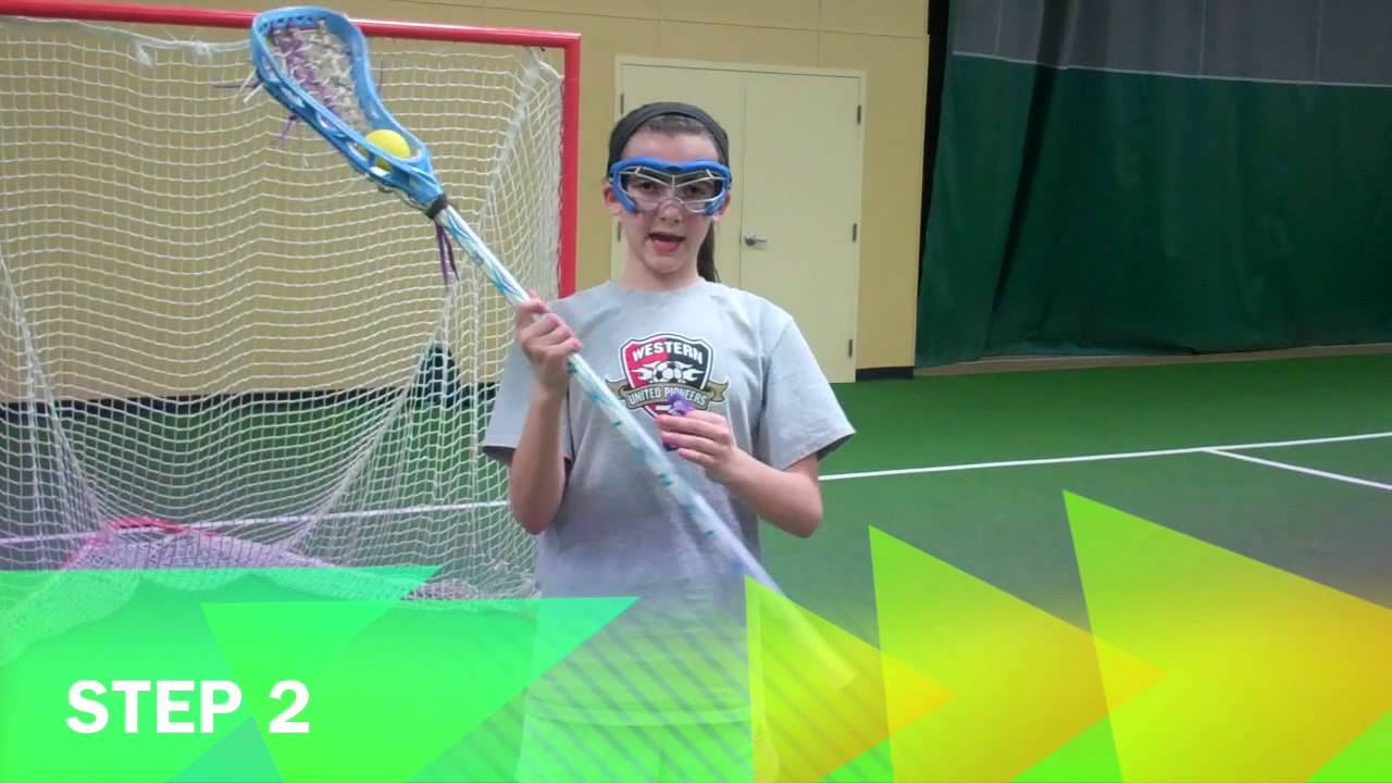 how to score a goal in lacrosse