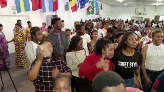 CORPS DU CHRIST: EXTRAIT DINER GOSPEL 2017