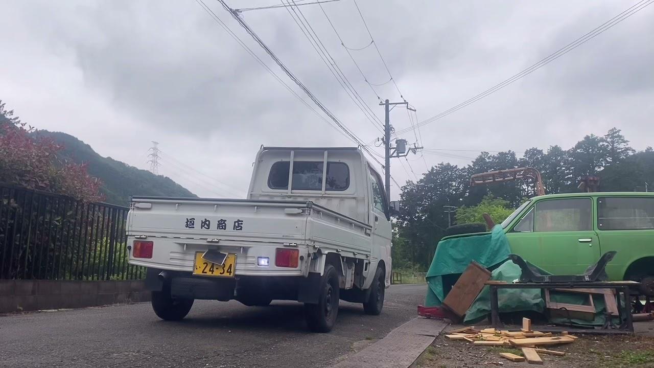 S200P ハイゼットトラック 純正 OP バックブザー