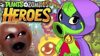 Midget Apple Plays - Plants vs Zombies: Heroes