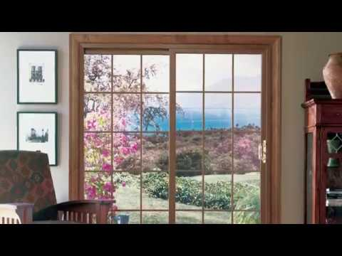 Ellison Vinyl Sliding Patio Doors