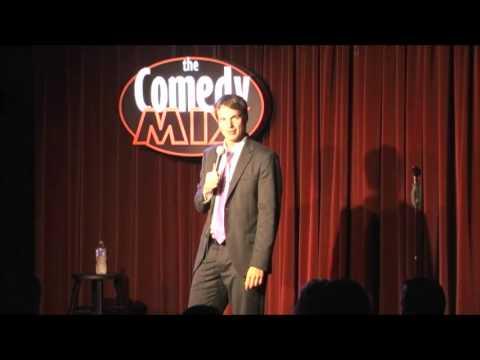 Todd Allen  live at the Comedy Mixx