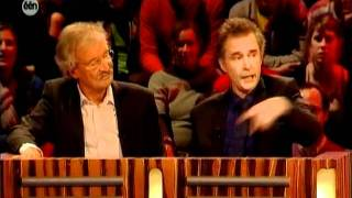 De allerslimste mens met Rob Vanoudenhoven en Frank Focketyn deel 2/2