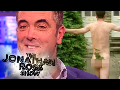 James Nesbitt's Bum Rose - The Jonathan Ross Show