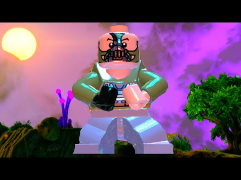 LEGO Batman 3 Beyond Gotham - Showcasing Bane (The Dark ...