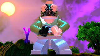LEGO Batman 3 Beyond Gotham - Showcasing Bane (The Dark Knight Rises) Abilities, DLC Character