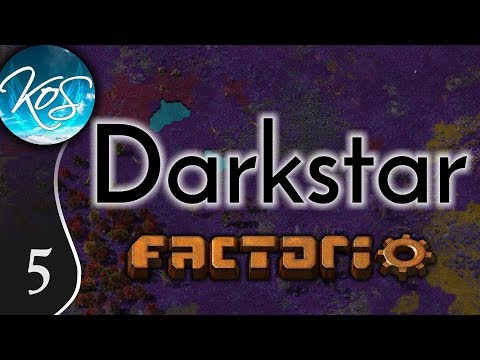 Factorio Darkstar Ep 5: SEEKING THE SOFTLY MEWING YEK - Modded MP w/ Caledorn & Aven, Let's Play