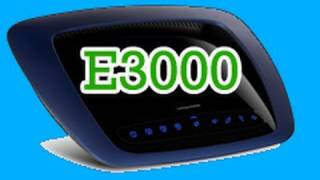 Cisco Linksys E3000 Wireless Router Review! -High Performance