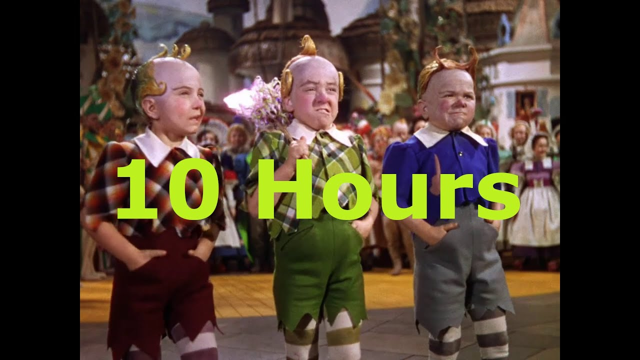 The Lollipop Guild 10 Hours Wizard Of Oz Youtube Check out our lollipop guild selection for the very best in unique or custom, handmade pieces from our figurines & knick knacks shops. the lollipop guild 10 hours wizard of
