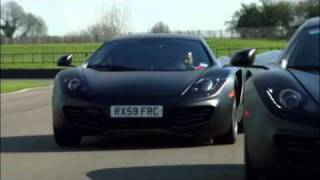 McLaren Automotive and the MP4-12C best of 2010