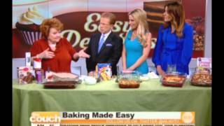 Cathy Mitchell And Dump Cakes On Wlny Newyork
