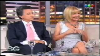 PALITO ORTEGA  Y EVANGELINA SALAZAR - 40 AÑOS DE CASADOS