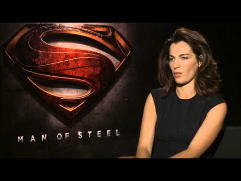 Man of Steel  Exclusive International Online Open End s 'Ayelet Zurer'