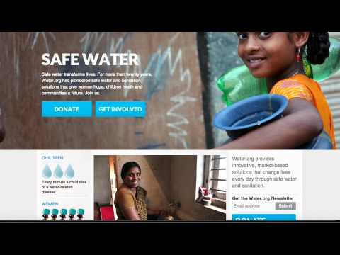 Environmental Charities and Websites
