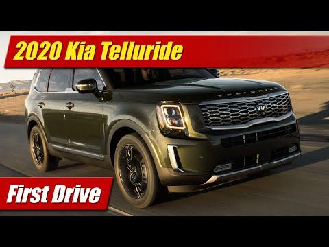 2020 Kia Telluride: First Drive