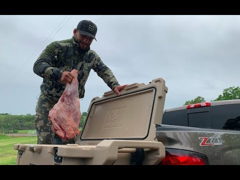 CHAD MENDES OPERATION FILL THE FREEZER!| FREGOSO FOUNDATION HUNT!