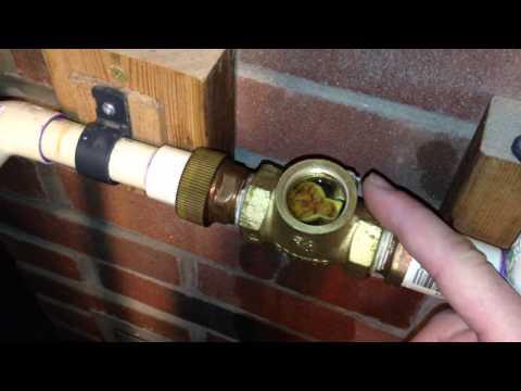 Instant Hot Water Line Recirculation Part 2