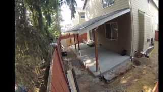 Patio Cover Project
