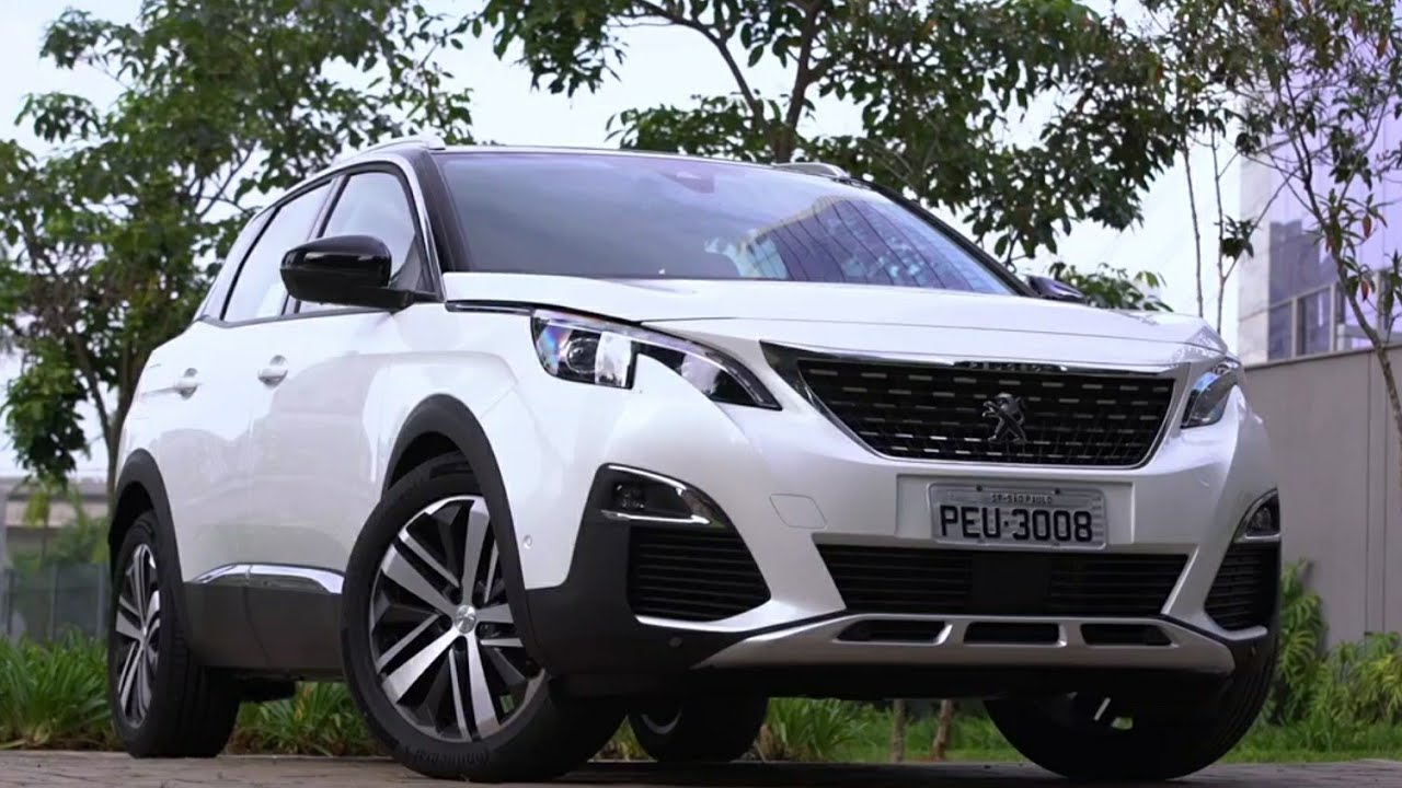 peugeot 3008 griffe pack 2019 detalhes confira power car youtube. Black Bedroom Furniture Sets. Home Design Ideas