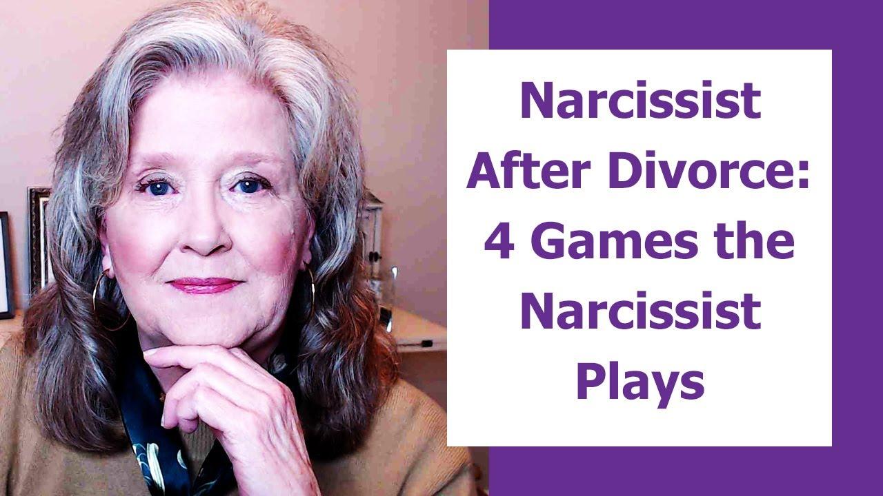 Download Narcissist After Divorce: 4 Games the Narcissist Plays After Divorce