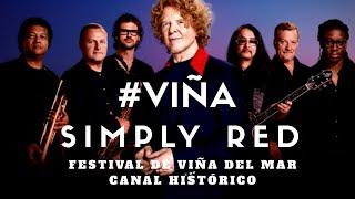 Simply Red en vivo , Stars, Festival de Viña del Mar 2009