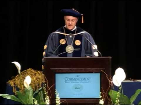 WVU Commencement 2010: Honors Convocation