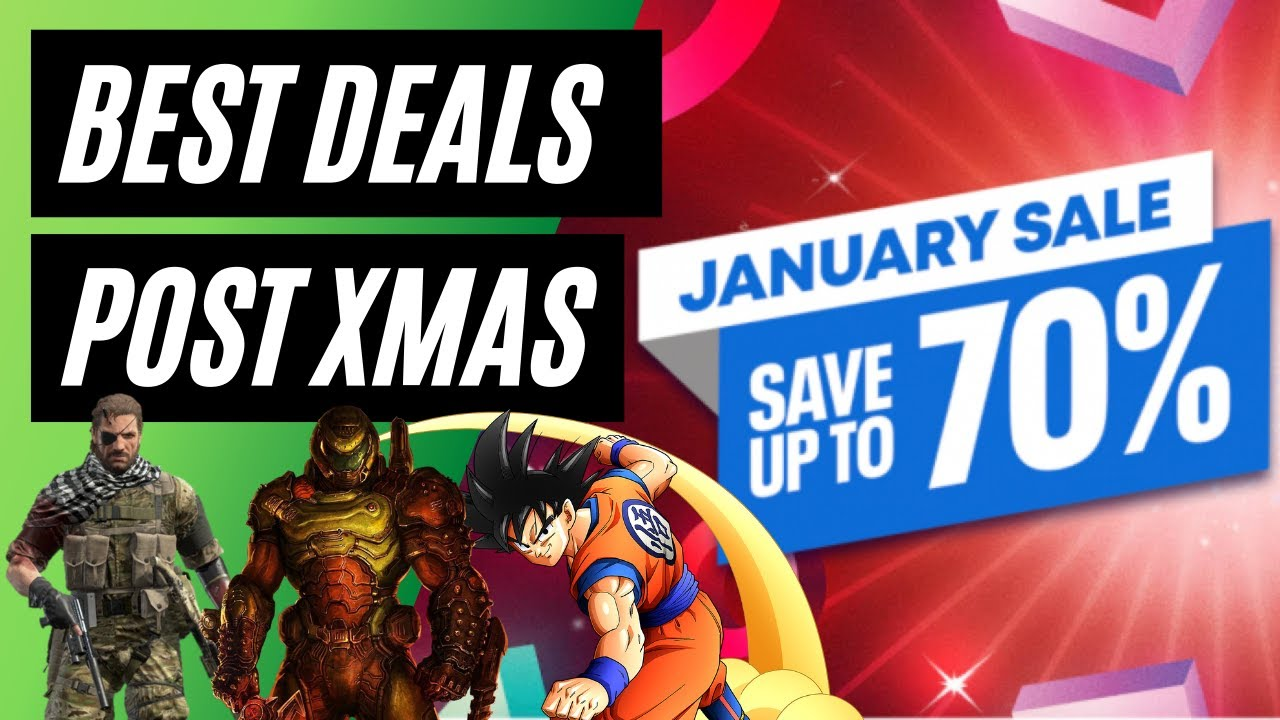 January Sale 2021 Ps4 Ps5 Playstation Store Sale Best Deals Picks From A Trophy Hunter Youtube