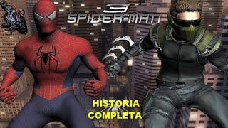 Spider-man 3 Juego Completo en Español (PS2)