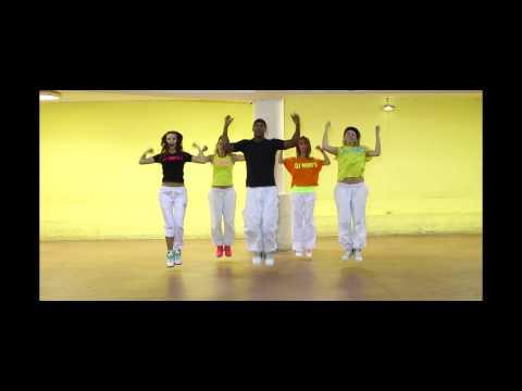 Chorégraphie Fiesta Buena - DJ MAM'S (Feat Luis Guisao & Soldat Jahman)