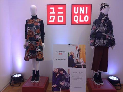 Uniqlo's Limited Edition Marimekko Collection