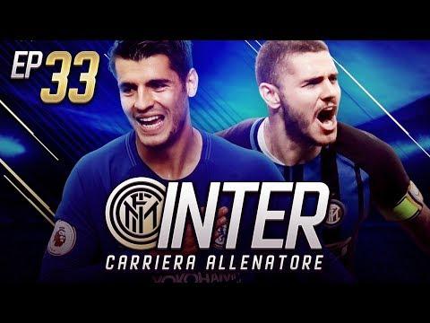 IL CHELSEA IN CHAMPIONS LEAGUE!! - CARRIERA ALLENATORE INTER EP.33 FIFA 18