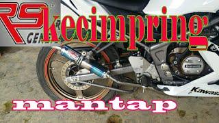 Download Video Review knalpot R9 ninja rr 150 cc|kemrincing MP3 3GP MP4