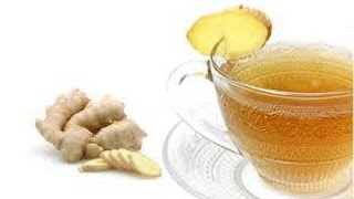 Home Made Remedy For  Redeuce Weight Loss Fast Quickly, With Ginger Tea