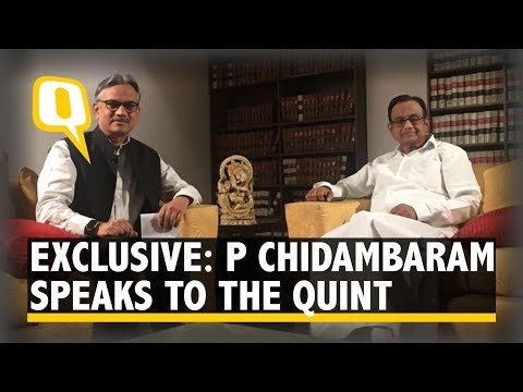 Budget Health Scheme An Unfunded 'Jumla': Chidambaram to The Quint`
