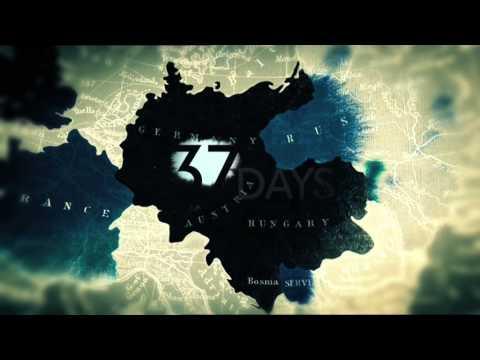 Trailer 37 Days - Aftellen tot WO1 - BBC thriller miniserie.