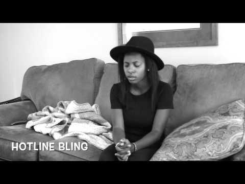 Isabel Sings Drake - Hotline Bling Cover w/ Alessia Cara