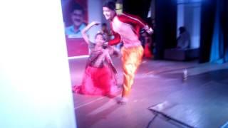 Draupadi act by Anshika Chauhan