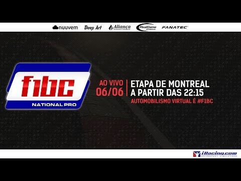 F1BC NATIONAL PRO 2017/2 @ MONTREAL | AUTOMOBILISTA STOCK CAR