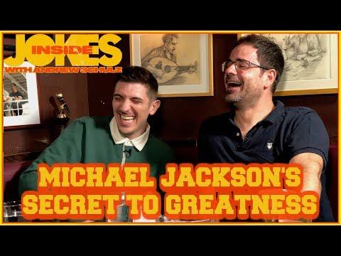 Michael Jackson's Secret To Greatness   Inside Jokes W/ Andrew Schulz #18