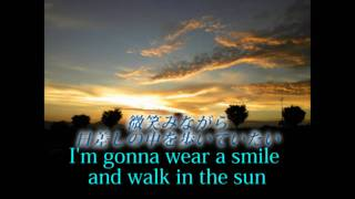 A-HA Crying in the rain lyrics 和訳つき(高画質)HD1080
