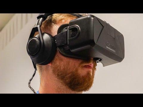 Unboxing Oculus Rift