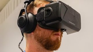 Unboxing Oculus Rift Development Kit 2