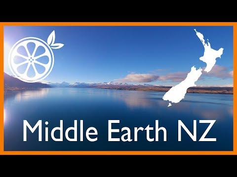 Middle Earth: New Zealand