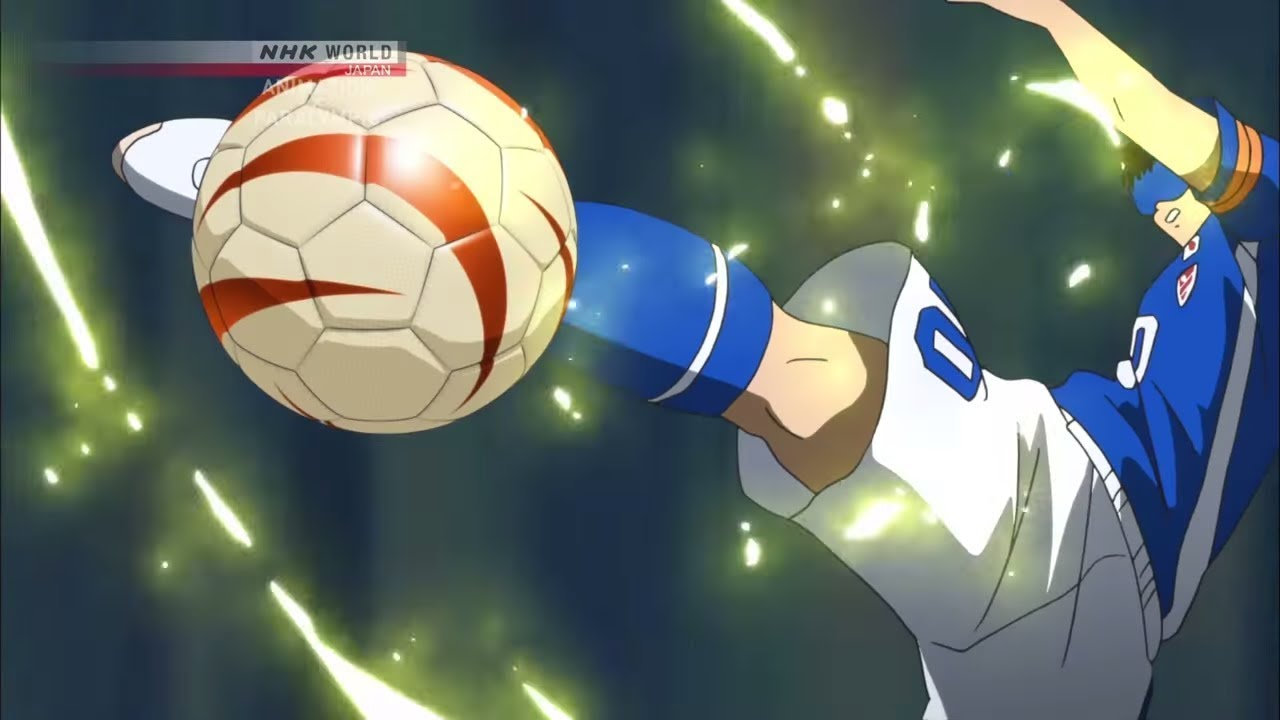 Photo of Anime x Football 5-a-side [Directed by Yoichi Takahashi of Captain Tsubasa] – Animation x Paralymic – video