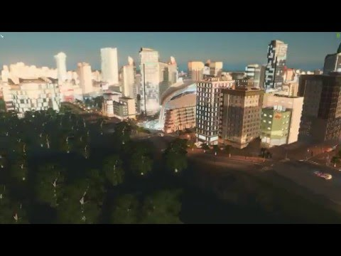 Cities Skylanes and classical music