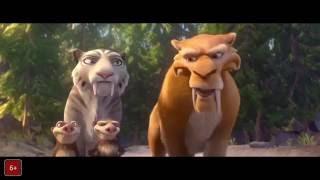 Ледниковый период׃ Столкновение неизбежно / Ice Age: Collision Course - Трейлер 2016 (мультфильм)