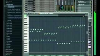 How to make Benny Benassi,Royal Gigolos sound in FL Studio
