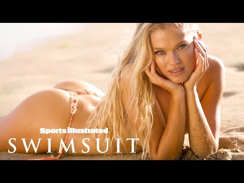 Vita Sidorkina Gets Up Close & Personal In Intimate Nevis…