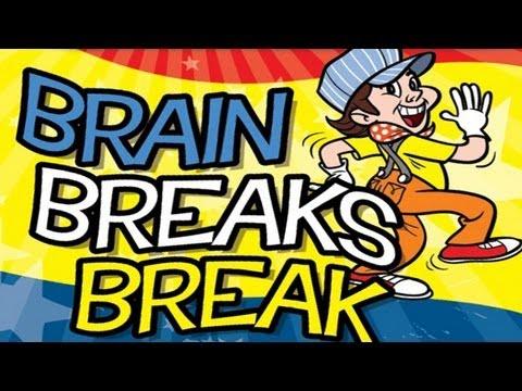 Brain Breaks - Brain Breaks Break - Children's Song by The Learning Station