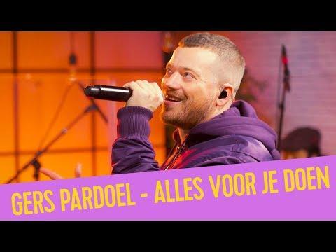 Gers Pardoel - Alles Voor Je Doen    Live bij Q